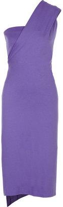 Jil Sander Cayenne stretch-jersey dress - Dress Like Keke  Palmer