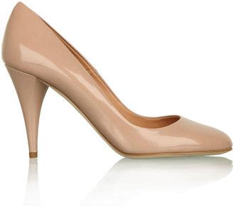 Kurt Geiger Esme Nude Spazzaloto Shoe - Not-So-Neutral Nude Shoes