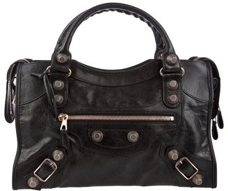 BALENCIAGA - 'Giany City' bag - Dress Like Stephanie Pratt