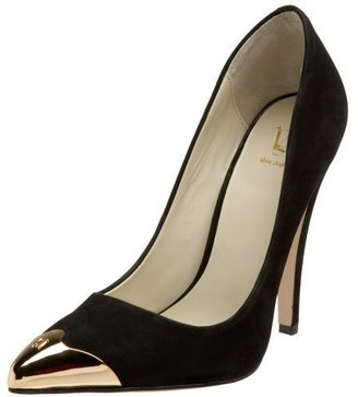 Velvet Angels Women's Standard Pump - Fall Heels Are to the Point