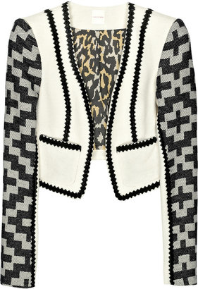 Sass & Bide Heart In A Cage jacket - The Cropped Jacket