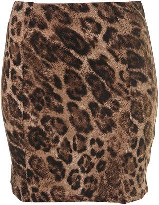 Leopard Bodycon Skirt - Flirty Mini Skirts